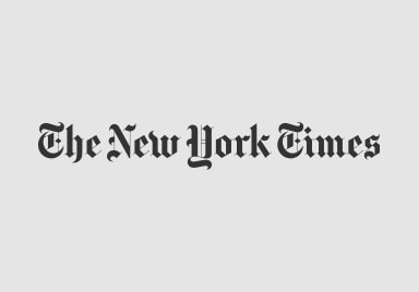 THE NEW YORK TIMES - Read Article